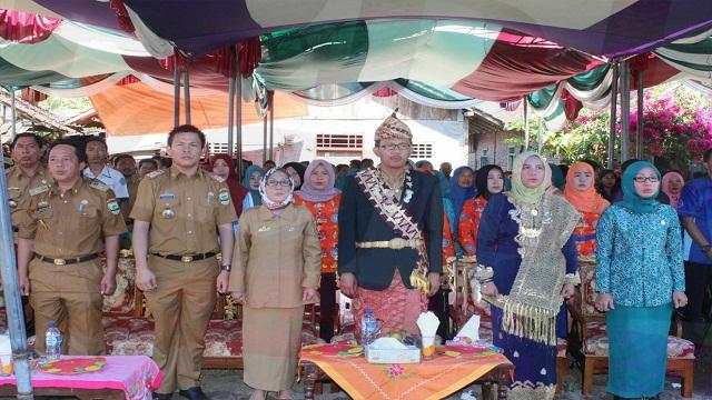 Pencanangan Kampung KB Di Pekon Way Sindi