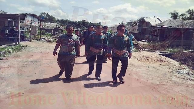Anggota DPRD Mesuji Dapil IV Awali Reses di Desa Talang Batu