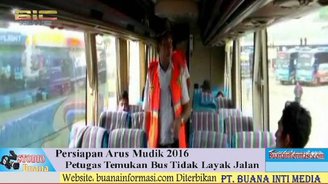Dishub Provinsi Lampung Cek Kelayakan Angkutan Jelang Lebaran