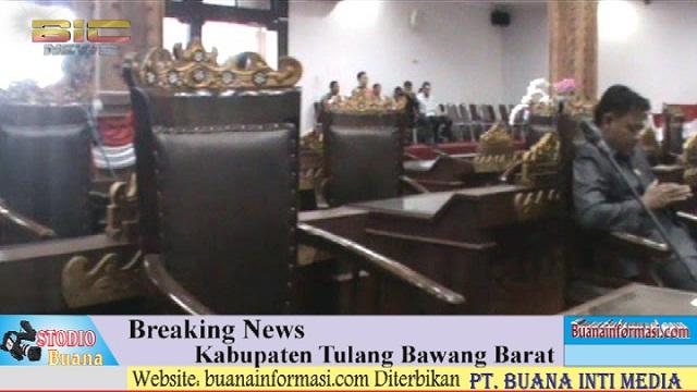 Rapat Paripurna, Bupati Sampaikan LKPJ APBD 2015