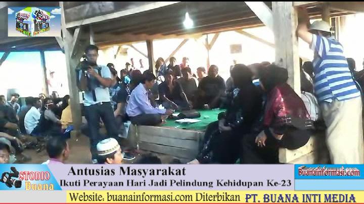 Antusias Masyarakat Rayakan Hari Jadi PK Ke-23