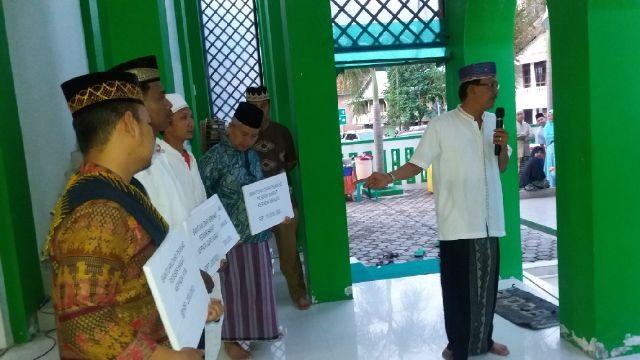 Pemkab Pesisir Barat Laksanakan Safari Ramadhan