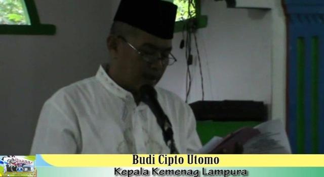 Lampung Utara - Guna meningkatkan Ukuwah Islamiyah antar sesama umat Muslim selama bulan suci Ramadhan 1437 Hijriah, Pemerintah Kabupaten Lampung Utara membagi 4 tim Safari Ramadhan.