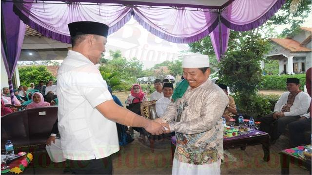 Safari Ramadhan Bupati Beri Bantuan di Masjid Baitul Mutaqin