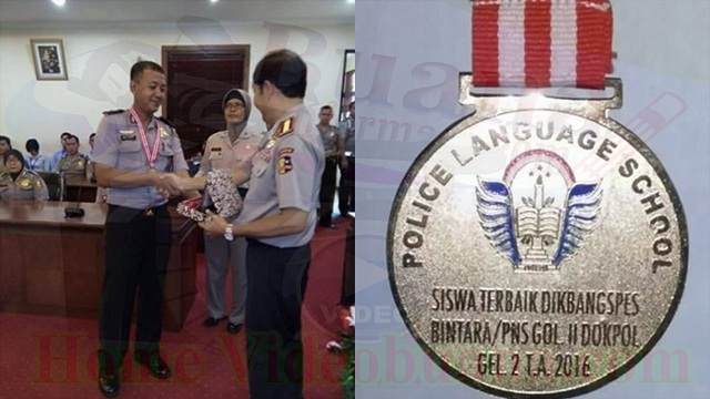Brigadir Sugi Baurkes, Banggakan Polda Lampung