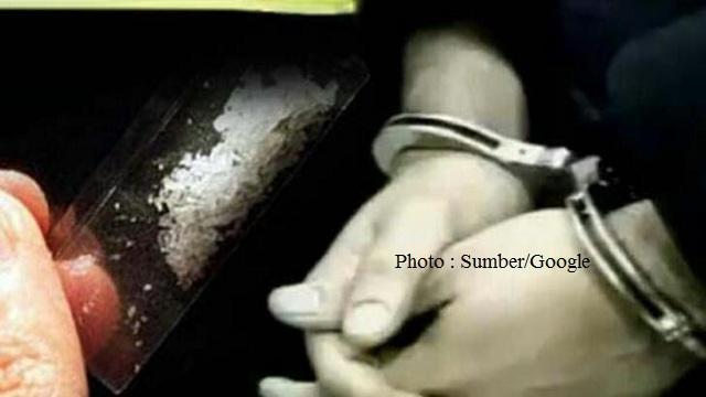 Lakukan Penggerebekan, Polisi Amankan Dua Tersangka