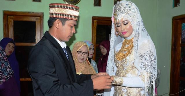 Perpaduan Cinta Lampung dan Bali Berlangsung Hikmat