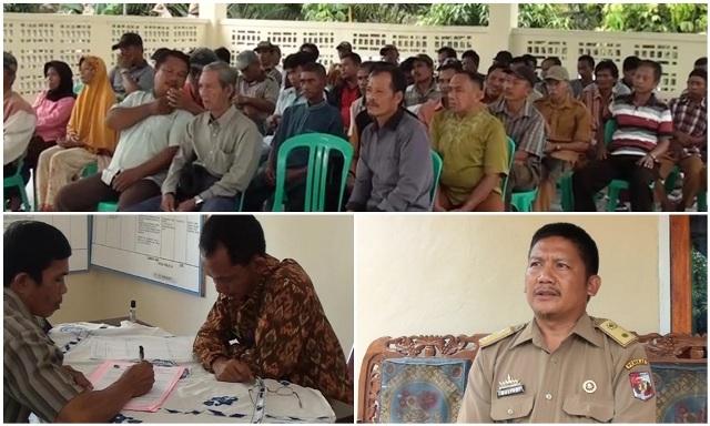 Inspektorat investigasi Prona Sri Agung