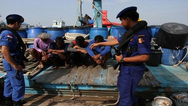 Dit Polair Lampung Amankan di Duga Pelaku Pemerasan