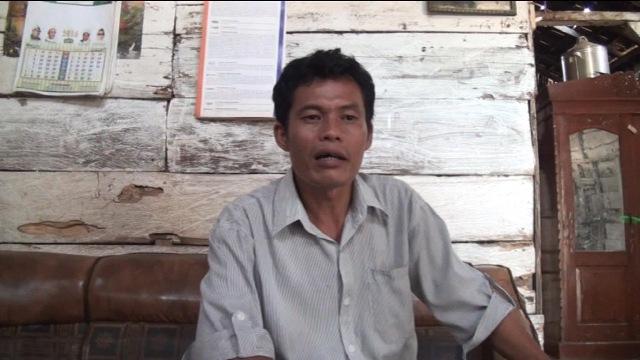 Warga Bantah Pungli Prona Di Sri Agung