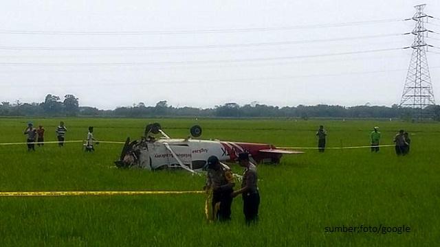 Mesin Mati Mendadak Penyebab Pesawat Jatuh