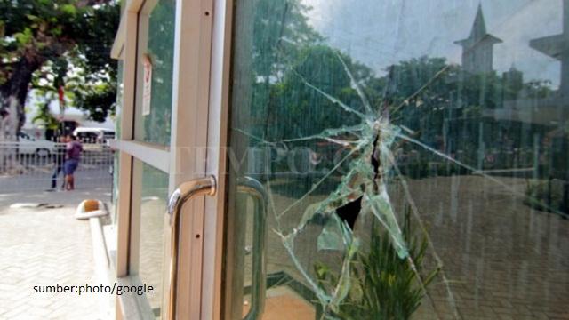 Lima Polisi Jadi Tersangka Penyerangan Kantor Satpol PP