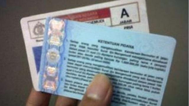 Puluhan Warga Tertipu Info Jadwal Layanan SIM di Televisi