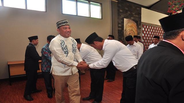 Pelantikan dan Pembekalan Panitia Pengawas Kecamatan