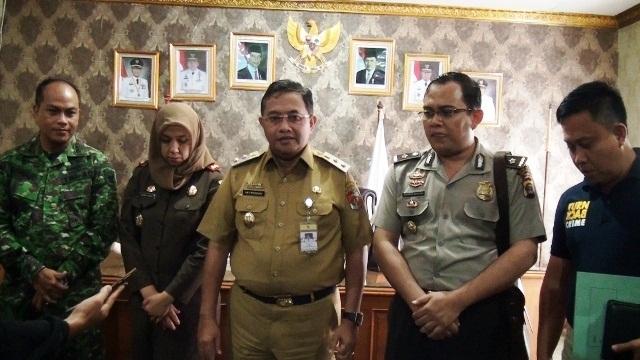 Pemkab Bersama TNI-Polri Tingkatkan Keamanan dan Kedisiplinan Lampura