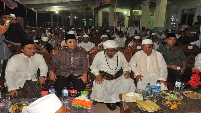 Ribuan Masyarakat Lamtim Ramaikan Peringatan Tahun Baru Islam