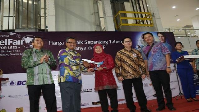 Lampung Merupakan Wilayah Strategis Penerbangan