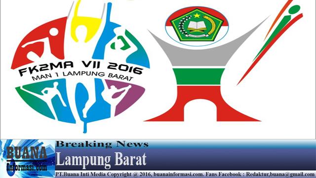 Pembukaan FK2MA Cup VII Kabupaten Lambar