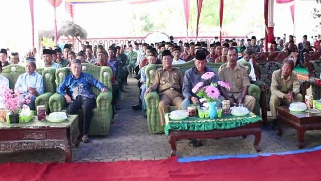 Anggota DPRD Lampung Tengah Sangat Mendukung Pembangunan Di Kampung