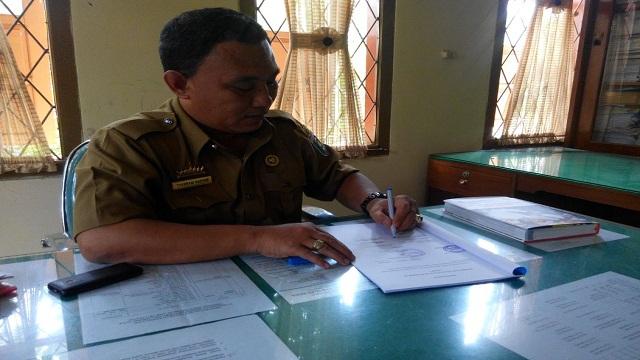 Dapodikdas Lamtim Semester Satu Terbaik Se-Indonesia