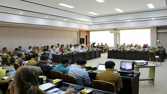 Focus Group Discussion RRIPPDA Lampung 2010 - 2025