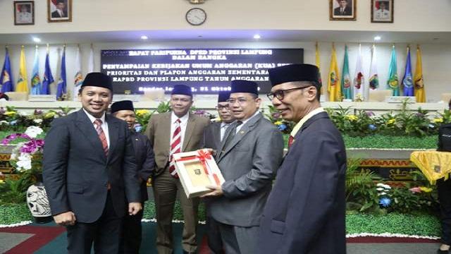 2016 Pertumbuhan Ekonomi Lampung Meningkat