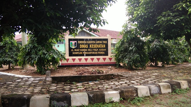 2016 Triwulan Pertama AKB Lamtim Alami Penurunan