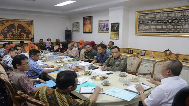 Lampung Tuan Rumah Festival Qasidah Tingkat Nasional