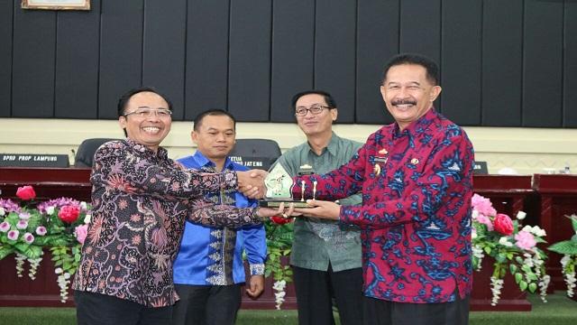 Pemprov Terima Kunker Komisi B DPRD Provinsi Jawa Tengah