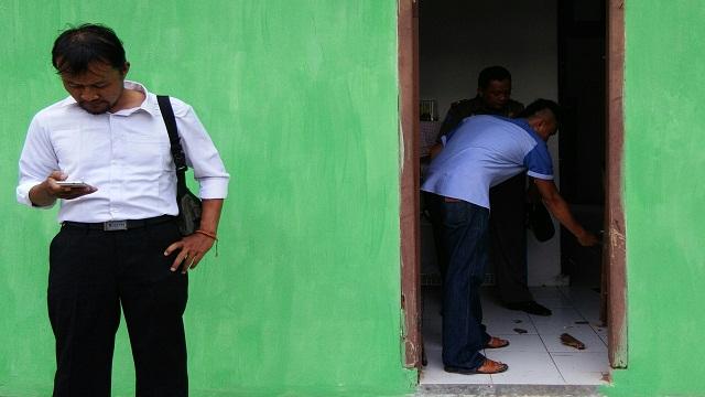 Perampok Bobol Rumah Dinas Di Lampung Timur