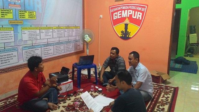 DPP GEMPUR Lampura Dukung Penuh Pembangunan Tugu Pengantin
