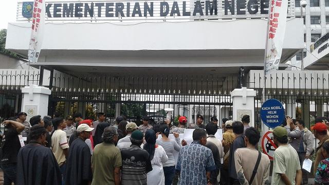 """Abdurahman: """"Tangkap dan Usut Tuntas Mafia Proyek Lampung Timur"""""""