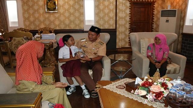 Pemda Siap Dorong Perkembangan Bibit-Bibit Seniman Lampung Tengah