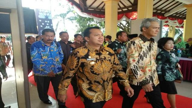 Gubernur Lampung Siap Terapkan E-Government Pelayanan Publik