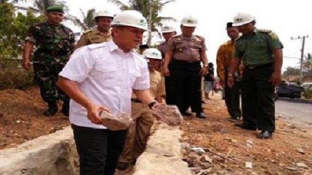 Pemerintah Daerah Lampung Tengah Targetkan Pembangunan Jalan 600 Kilometer