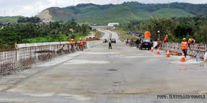 Pemprov Lampung Berkomitmen Selesaikan Jalan Tol Trans Sumatera