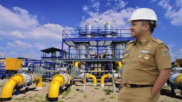 Pemprov Lampung Gandeng PGN Amankan Pasokan Gas 12 Ribu Rumah Tangga