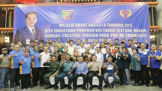 Porprov VIII Ajang Pemanasan Menuju PON XX Papua 2020