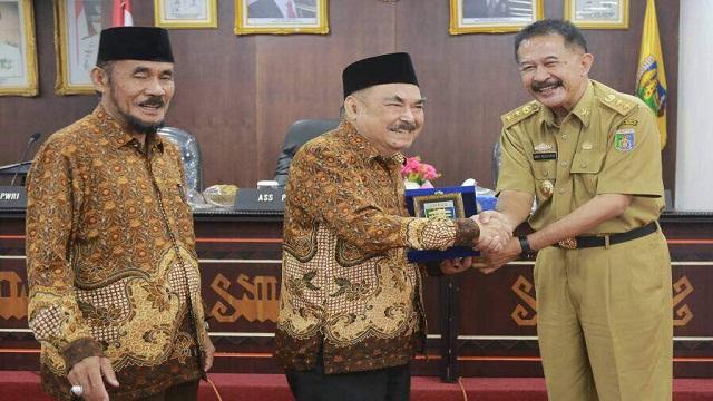PWRI Dukung Pencanangan One Village One Business Oleh Gubernur Lampung