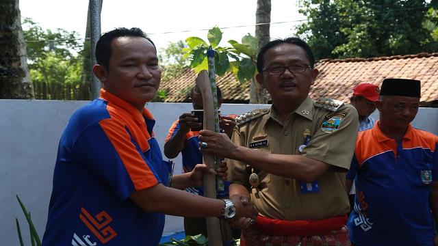 Launcing Pekon Helau Kabupaten Pesisir Barat Tahun 2017