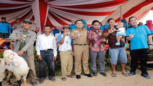 Gubernur Lampung Bantu 2.640 Desa dan Kelurahan se-Lampung