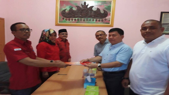 Mustafa Mantap Maju Pilgub Lampung 2018