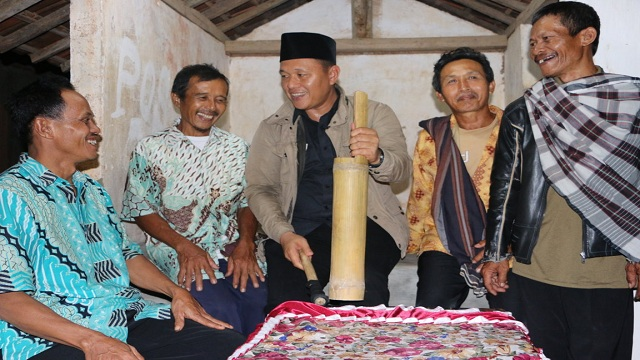 Ramadhan, Mustafa Tetap Konsisten Ronda