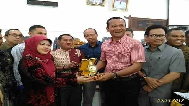 Program Ronda, DPRD Oku Timur : Ini Yang Buat Kami Tertarik Belajar Ke Lampung Tengah