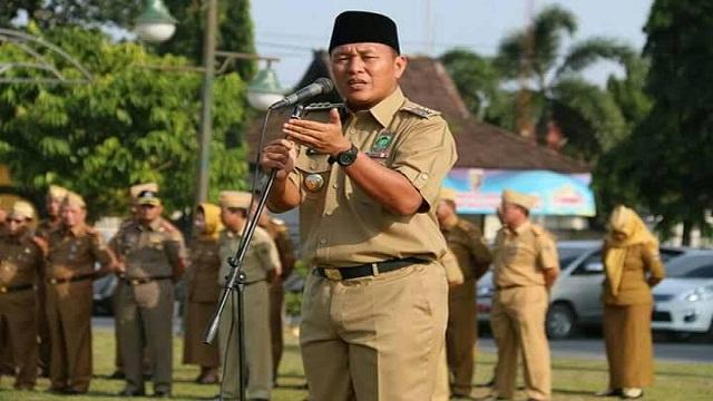 Pemkab Lampung Tengah Launching Sistem Informasi Managemen Aparatur Sipil Negara