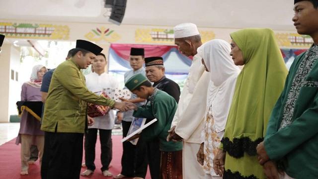 Gubernur Ridho: GSMK Tulangbawang Ikut Membantu Kemajuan Lampung