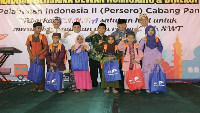 Pemprov Lampung dan PT. Pelabuhan Indonesia II Bersinergi Wujudkan Provinsi Lampung Maju dan Sejahtera