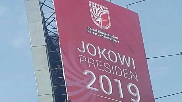 PKPI Menyatakan Dukung Joko Widodo Maju Sebagai Calon Presiden Pada Pilpres RI Tahun 2019