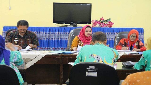 Pemprov Lampung Bersinergi Dalam Peringatan Harganas XXIV Tahun 2017 Juli Mendatang