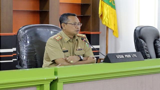 Gubernur Anggarkan Dana 20 Miliar Perbaikan PKOR Way Halim